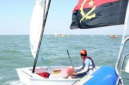 optimist Angola
