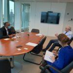 Angola e o Reino da Bélgica abordam questões relacionadas ao Reforço da Cooperação a nível Migratório